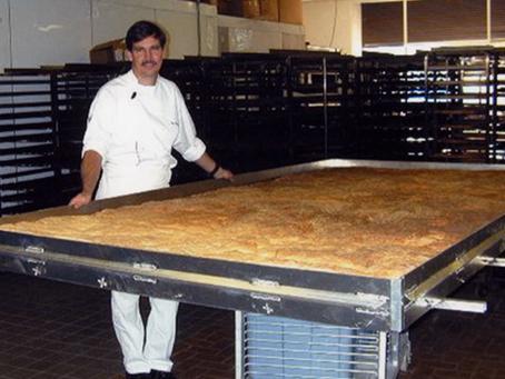 De grootste croque ter wereld: record verbreekbaar of niet?