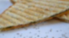 Italia Veggie Croque is een originele smaak van croque die we in West-Vlaanderen graag aanbieden uit onze foodtruck De Croque Bar
