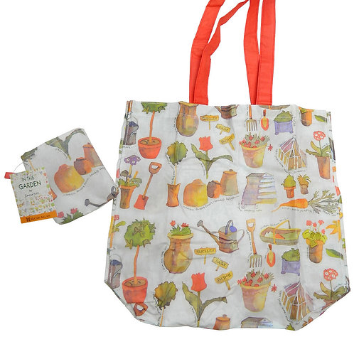 In The Garden PVC Pack A Bag