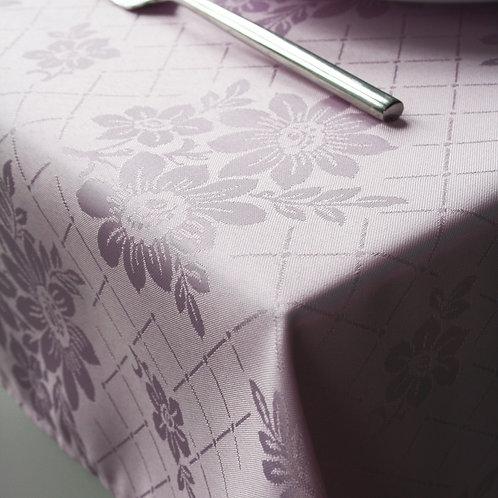 Lilac Square Table Cloth