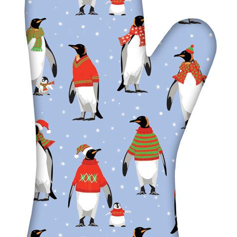 Cosy Penguin Gauntlet