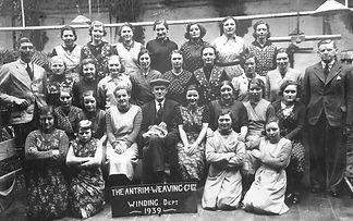 Antrim Weaving Factory
