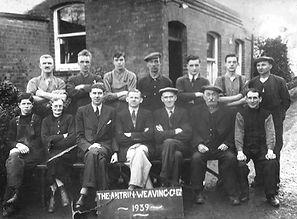 Antrim Weaving 1939