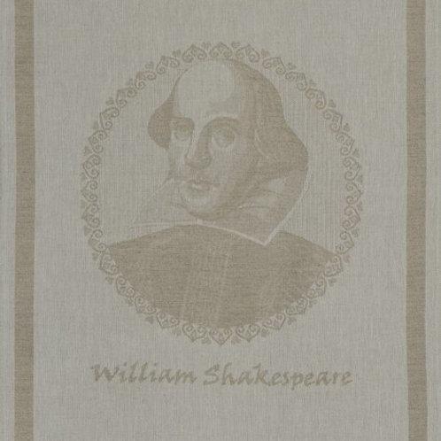 Shakespeare Linen Union Tea Towel