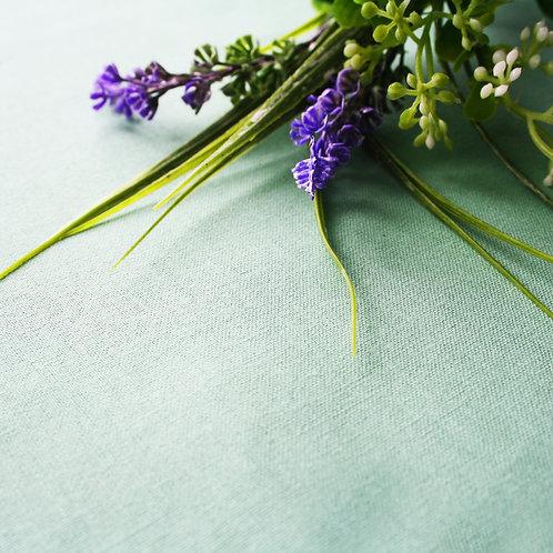 Fiona Mint Tablecloth