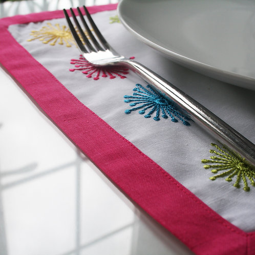 Spangles Cotton Placemat