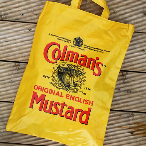 Colmans Large PVC Shopper Bag