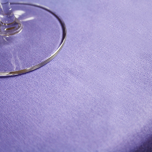 Mc Caw Allen Lilac Tablecloth