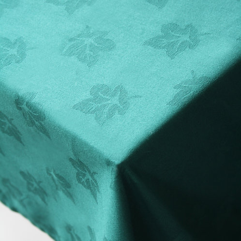 Deep Green Hunter Tablecloth