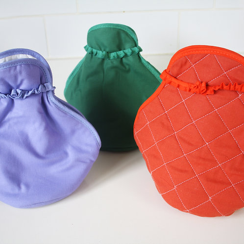 Quilted Tea Cosies