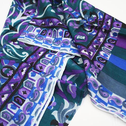 Merino/ Silk Scarf Mystery