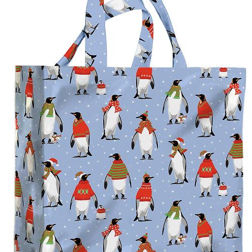 Cosy Penguin Medium Gusset