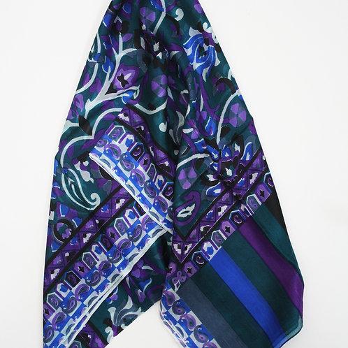 Pure Silk Scarf Mystery