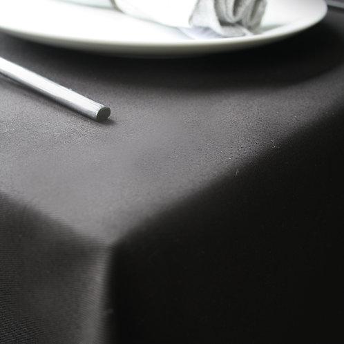 Mc Caw Allen Black Tablecloth