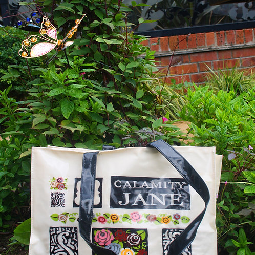 Calamity Jane PVC Pannier Shoulder Bag