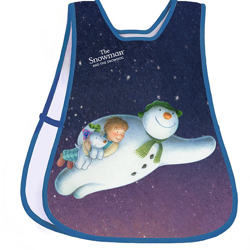 The Snowman Childrens PVC Tabard