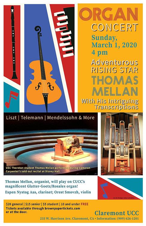 Mellan Concert Poster-Mar.2020-Mellan.Co