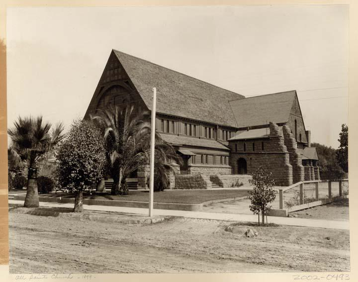 All Saints Church, Pasadena