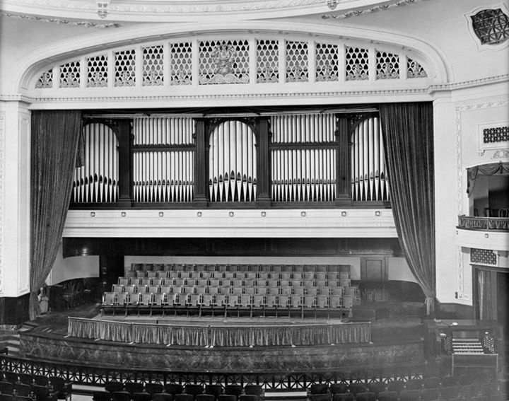Embassy Auditorium