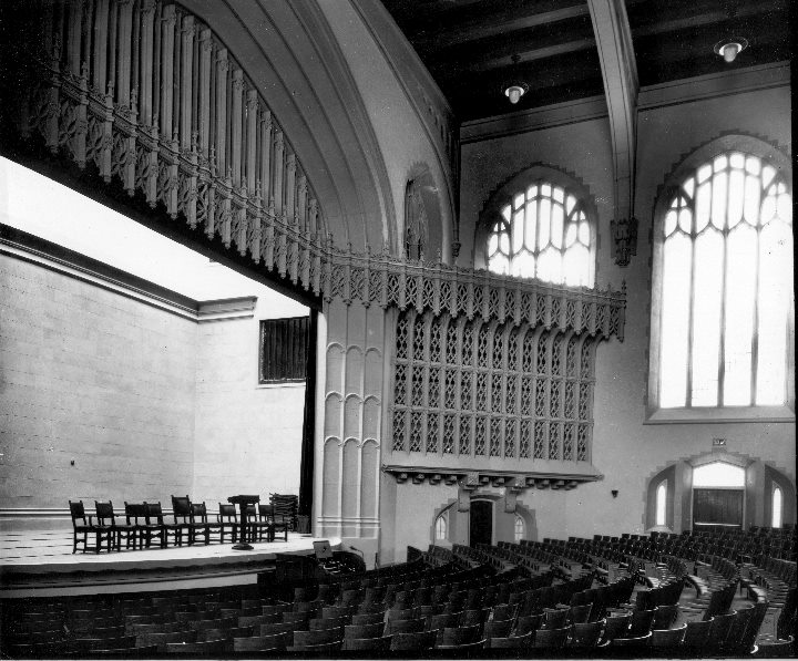 Bovard Auditorium