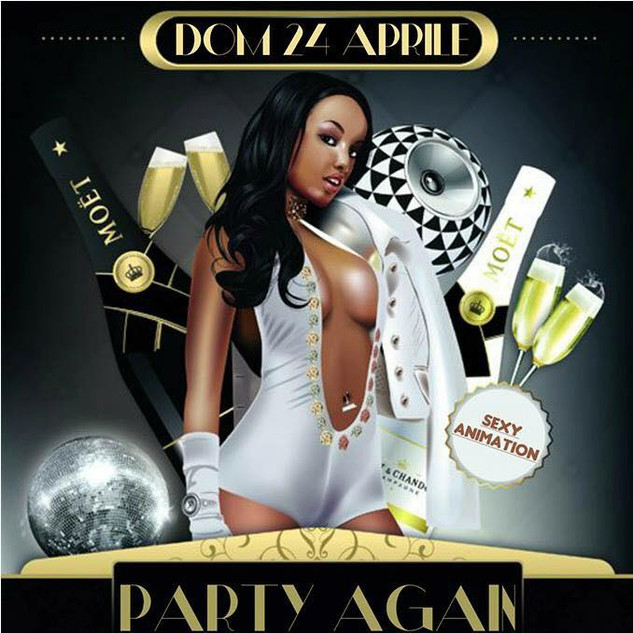 Party Again - Charleston club