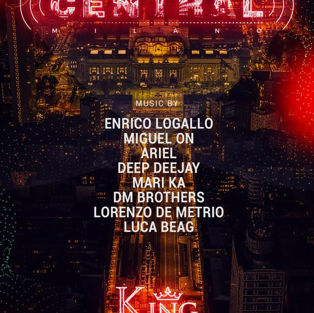 Central MIlano - King Room