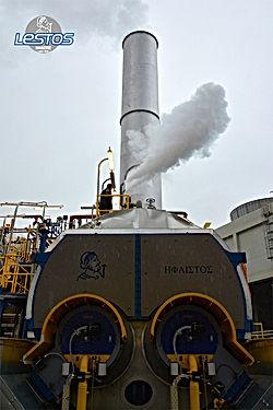 Ατμολέβητας Ήφαιστος - Hephaestus Steam Boilers