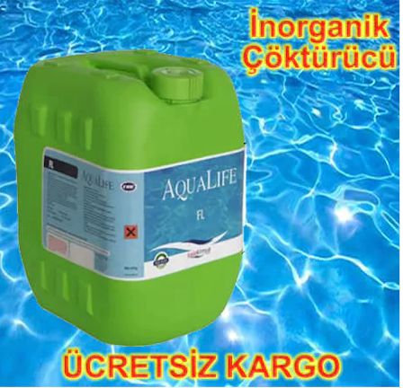 Aqualife Çöktürücü 20 lt. (Ücretsiz Kargo)