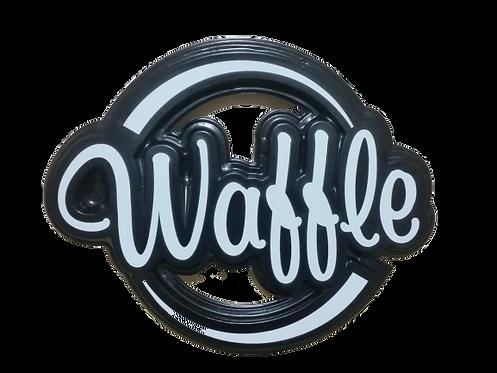 Waffle Led Tabela 45x35 cm Kumandalı 16 renk