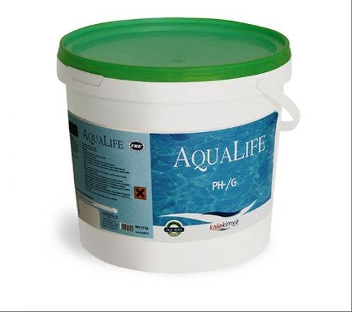 Aqualife PH Düşürücü 25 kg Grillo (Ücretsiz Kargo)