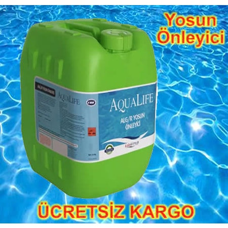 Yosun Önleyici Aqua life 20 lt.