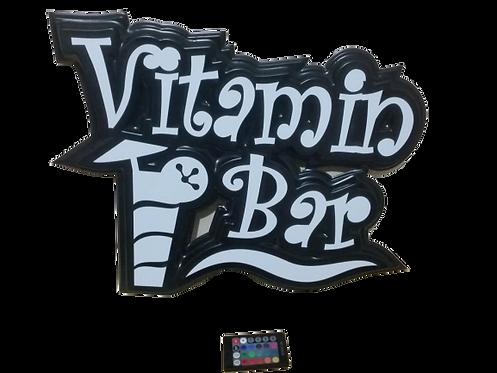Vitamin bar Led Tabela