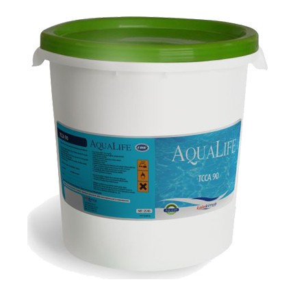 Tablet Klor %90 Aqua life 25kg. Kopyası