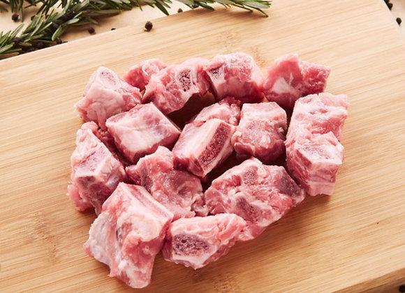 Pork Spare Ribs Cube Spain 500g/pkt