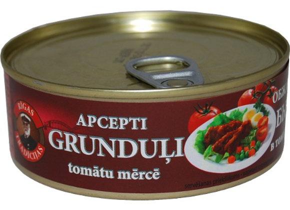 Fishball in Tomato Sauce 240g
