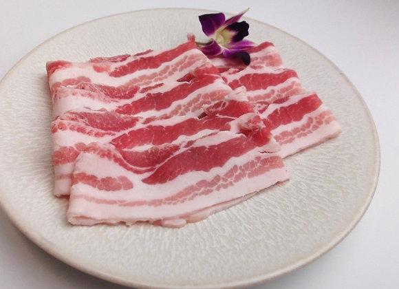 Pork Belly Shabu Spain 500g/pkt