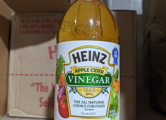 Apple Cider Vinegar 473ml/btl