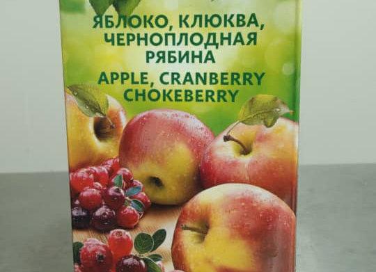 Sadochok Cranberry Mors 0.95L