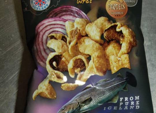 Fish Snacks Onion