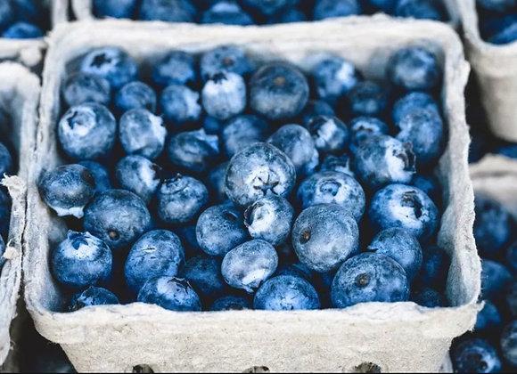 Blueberry Grade A Frozen 1kg/pkt
