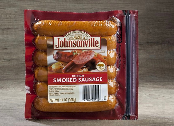 Johnsonville Sausage Garlic