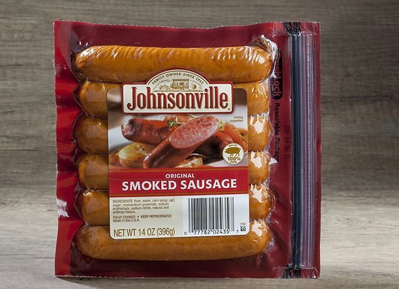 Johnsonville Sausage Original Smoked