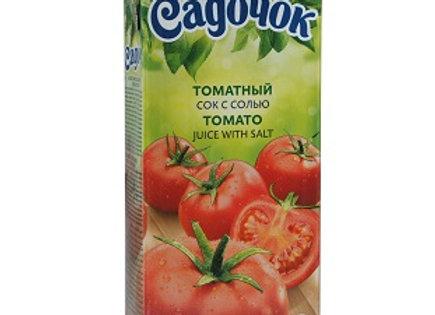Sadochok Tomato Juice with Salt 0.95L