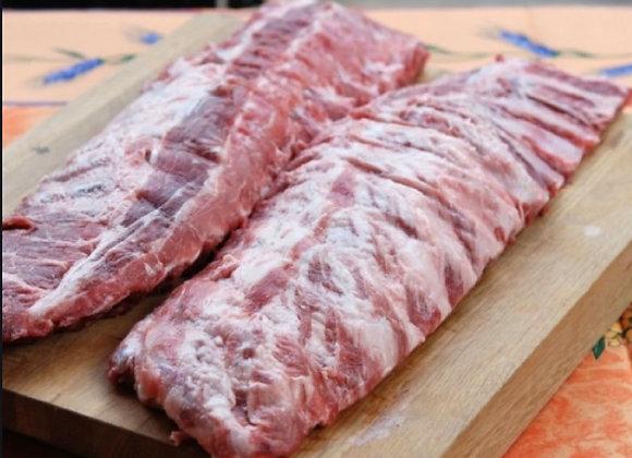 Iberico Pork Spareribs 1.6kg-1.8kg/pkt