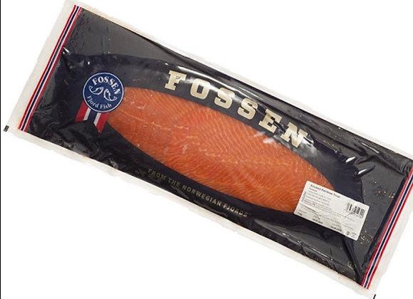 Smoked Salmon Norway 1-1.1kg/pkt