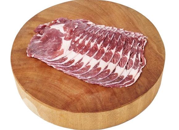 Beef Ribeye Shabu Brazil 500g/pkt