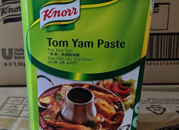 Tom Yam Paste Knorr 1kg/tub