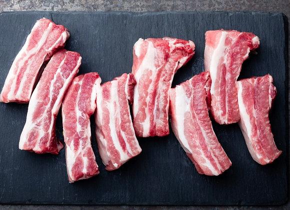 Pork Prime Ribs Cut Spain 550g/pkt