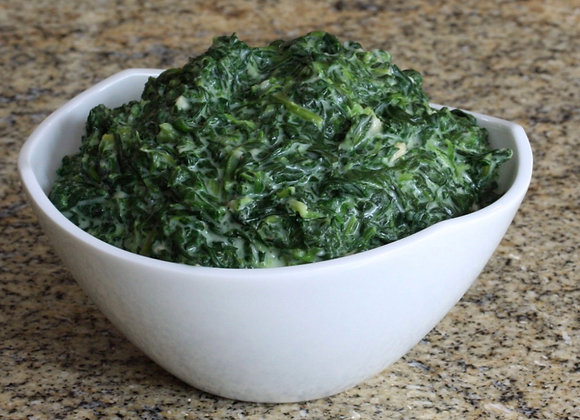 Spinach Leaf Frozen 450g/pkt