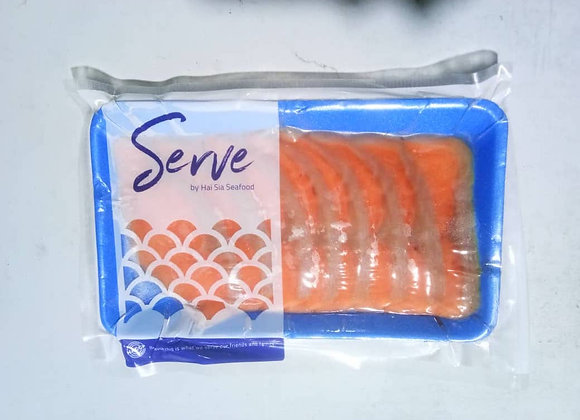 Trout Slices Frz 200g/pkt